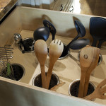 Utensil Drawer Organizer and a Shout Out to Remodelaholic!