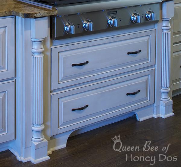 cooktop drawers