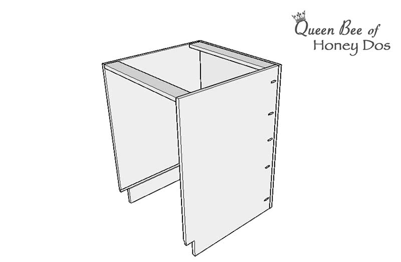 how to build cabinet boxes