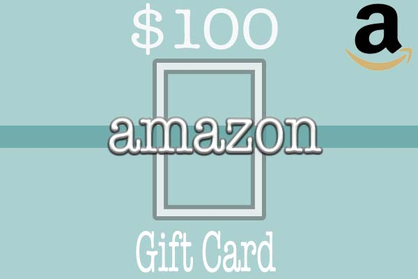 $100 SUMMER TIME AMAZON GIFT CARD GIVEAWAY!