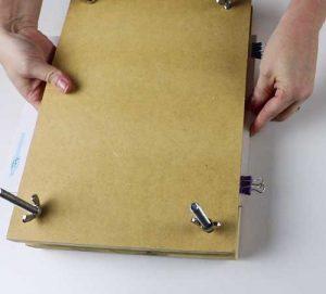 DIY Tear Away Notepads