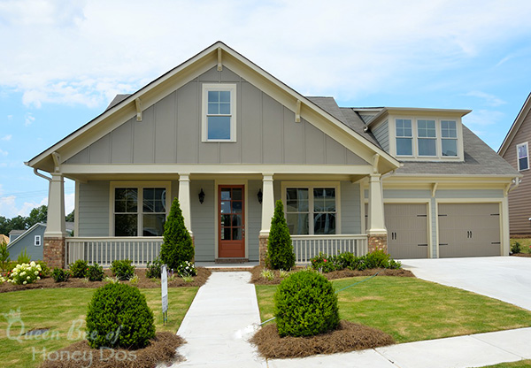 Increase your home 39 s sale price with these paint colors - Average cost of exterior painting ...