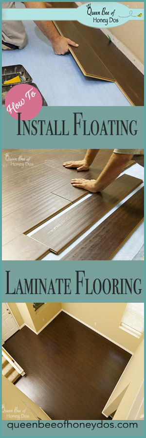 How to Install Floating Laminate Flooring