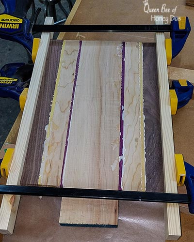 How To Make a Cutting Board - the perfect woodworking project for the beginner!