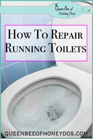 Is your running toilet driving you insane? Did you know that stopping it is a simple 5 minute fix that anyone can do? See how to repair running toilets now!