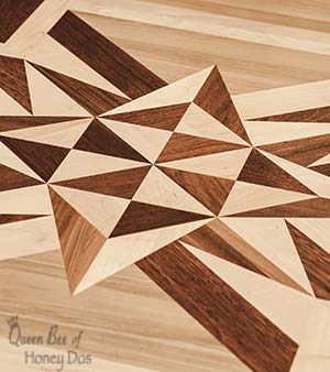 How To Cut Any Angle With a Miter Saw, even angles that are more than 45 degrees! Great DIY tip for the beginner woodworker from Queen Bee of Honey Dos