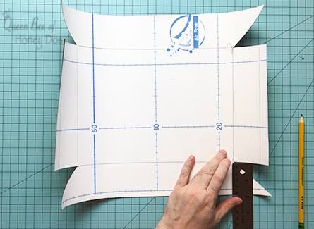 contact paper instructions - step 5