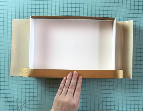 contact paper instructions - step 9