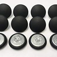 Set of 12 Wire Eye Back Upholstery Buttons*