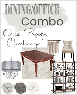 One Room Challenge Plan