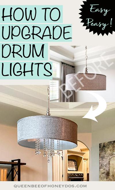 drum chandelier pin image