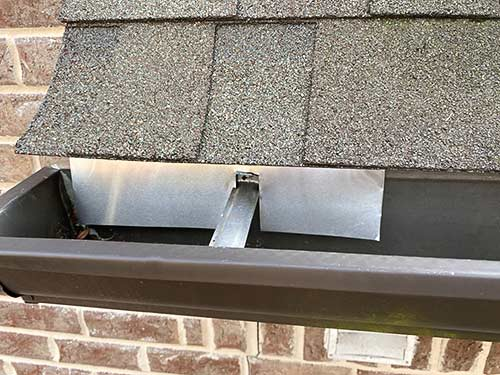 prevent squirrels getting in attci with flashing