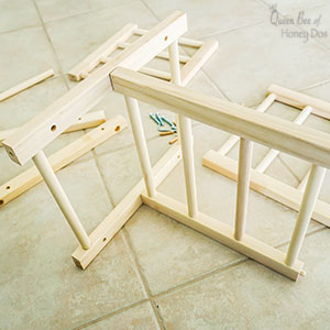 dowel rod project ideas