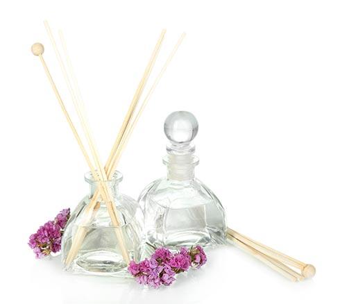 DIY scented spray
