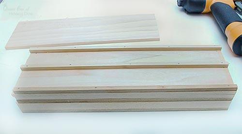 knife block assembly