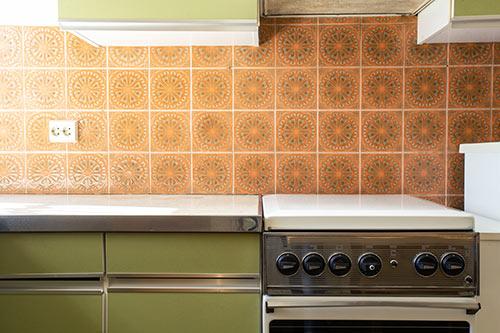 1970s kitchen trends
